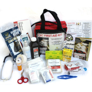Cat-First-Aid-Kit