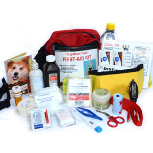 Dog About Town First Aid Kit