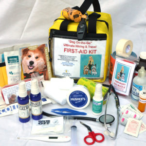 Dog-on-the-Go Travel FIrst Aid Kit