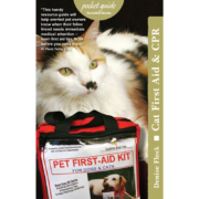 Cat First Aid and CPR Pocket Guide