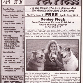 Denise Fleck - The Pet Press