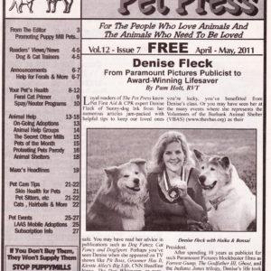 Denise Fleck - The Pet Press