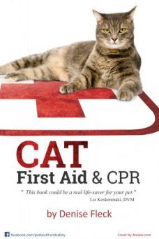 Cat First Aid & CPR (e-book Edition)
